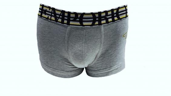 Emporio Armani Stretch Cotton Trunk, grau, 111866 Größe S
