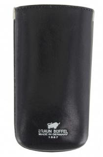 Braun Büffel Schlüsseletui Gaucho schwarz, 30014