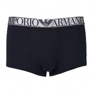 Emporio Armani Pima Cotton Trunk, 111546 6A710 marine