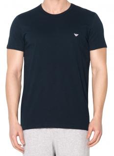 Emporio Armani T-Shirt, Marine 110853 Größe XL