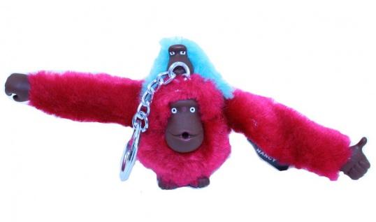 Kipling Taschenanhänger / Schlüsselanhänger, Affe mit Kind - Nancy - Vorschau