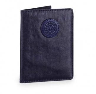Kipling Passport Etui, Lacquer Indigo