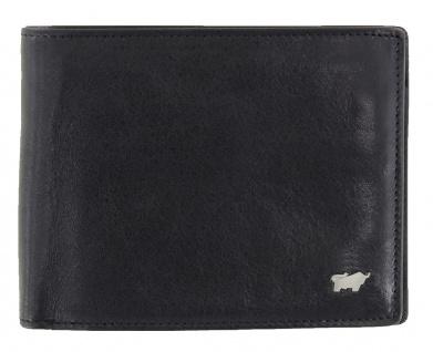 Braun Büffel Geldbörse Gaucho schwarz, 33137