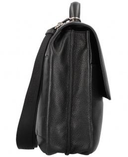Braun Büffel Aktentasche Turin schwarz, 60125S - Vorschau 4
