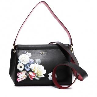 Tosca Blu Handtasche medium, schwarz