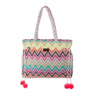 Codello Shopper / Strandtasche Batik Festival, Multicolor 71021603