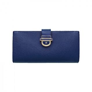 Aigner Portemonnaie Cosima Double Mix, Blau 156254