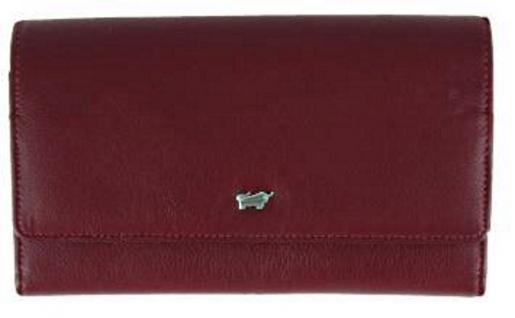 Braun Büffel Geldbörse Miami L Bordeaux, 50552