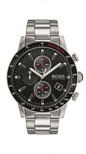 Hugo Boss Herren Uhr Rafale Edelstahl, 1513509