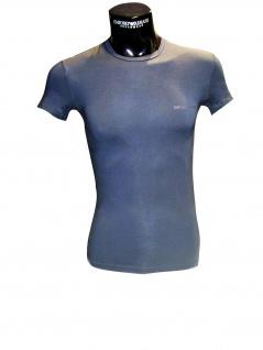 Emporio Armani, Soft Modal T-Shirt marine 111341 6A511
