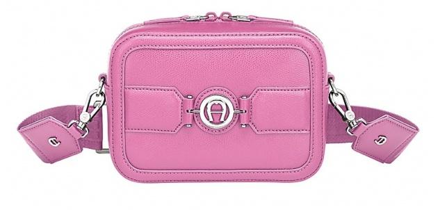 Aigner Umhängetasche Luana S, Blossom Pink 132148