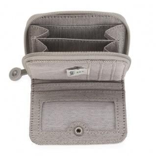 Kipling Mini Geldbörse / Etui Tops, Grey Beige Pep - Vorschau 2