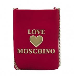 Love Moschino Handytasche, Rot