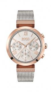 Hugo Boss Damen Uhr Classic Women Sport Edelstahl silber, 1502427