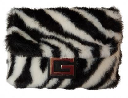 Guess Umhängetasche Gwen Zebra