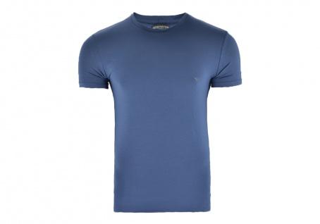 Emporio Armani Herren T-Shirt, Cobalt Blau 111341 Größe M