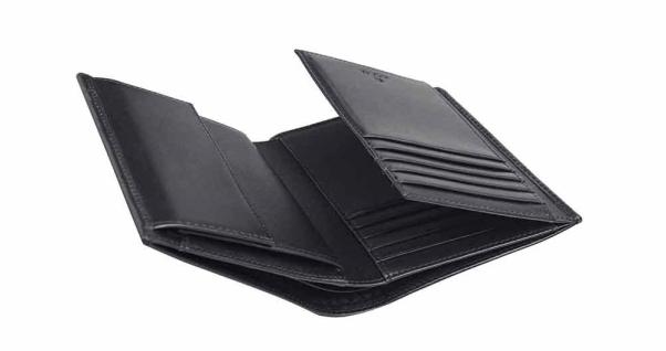 Aigner Portemonnaie 152678, Hochformat schwarz - Vorschau 2