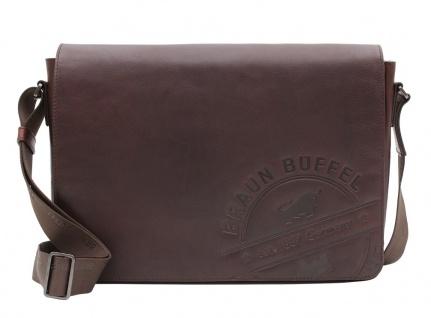 Braun Büffel Messenger Bag Parma LP Braun, 57264