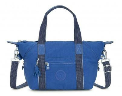 Kipling Handtasche Art Mini, Wave Blue
