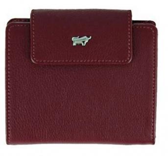 Braun Büffel Geldbörse Miami S Bordeaux, 50541