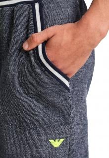 Emporio Armani Shorts/ Bermuda/ Nachtwäsche, Grau/ Blau, 111681 - Vorschau 2
