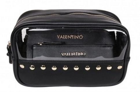 Valentino Kosmetiktasche 3in1 Avatar, Nero