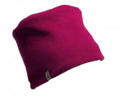 Roeckl Strickmütze, violett
