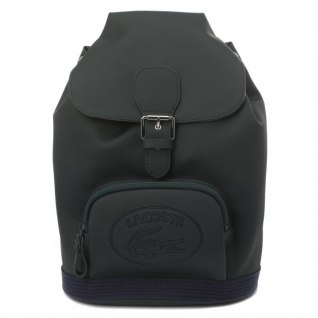 Lacoste Rucksack / Backpack S, Grün