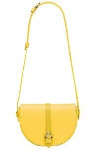 Aigner Mini-Umhängetasche Adria, Buttercup Yellow 135579
