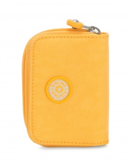 Kipling Mini Geldbörse / Etui Tops, Vivid Yellow