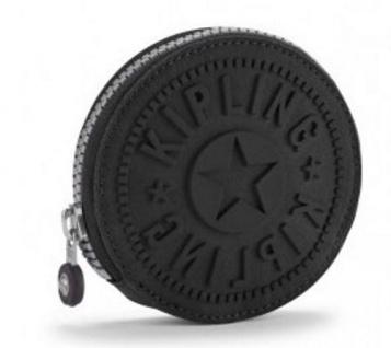 Kipling Mini Geldbörse/ Etui Aeryn, schwarz