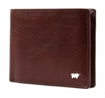 Braun Büffel Geldbörse Country Palisandro, 33137