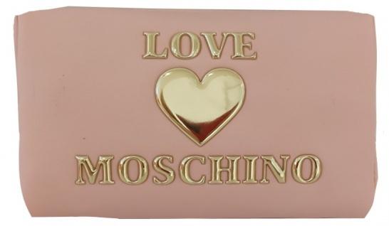 Love Moschino Kosmetiktasche, Rosa