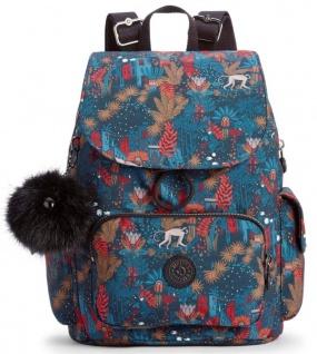 Kipling Rucksack City Pack S, City Jungle