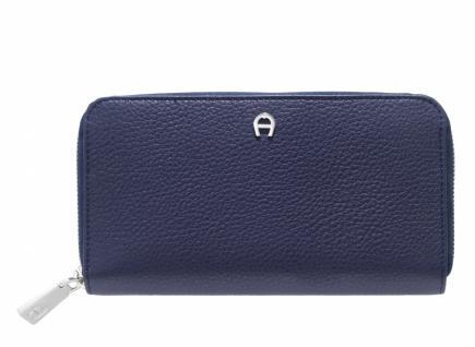 Aigner Portemonnaie groß, 156584 dunkelblau - Vorschau 1