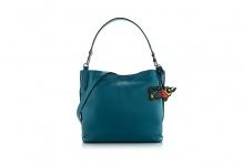 Braun Büffel Delia Z Hobo Bag azul, 40-040