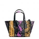 Coach Mini Handtasche, Carryall Exotic, Multicolor 37286