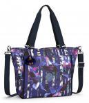 Kipling New Shopper S, Urban Flower Bl