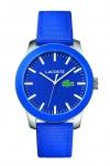 Lacoste Herrenuhr 12.12 blau, 2010921