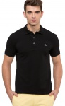 Lacoste Slim Fit - Mini Pique Stretch, Poloshirt , schwarz Gr. 7