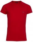 Emporio Armani T-Shirt Anchor rosso, 111231 6P502