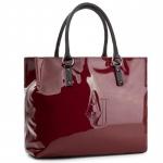 Armani Jeans Shopper 922273, Burgundy
