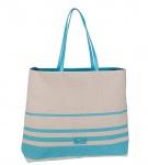 Achilleas Shopper / Strandtasche Beach, Light Blue