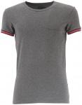 Emporio Armani, Crew Neck T-Shirt grau 111035 6A525