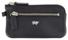 Braun Büffel Schlüsseletui Golf Edition Slim schwarz, 90000