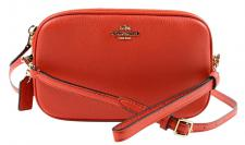 Coach XBody Clutch / Crossbody Bag, carmine