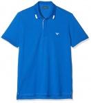 Emporio Armani Herren Polo Shirt, Blau 211804