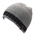 Norton Mütze grau mit Glitzer, less co