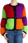 Boutique Moschino Kurzjacke, multicolor, H A 0581