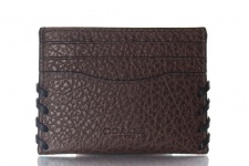 Coach Kreditkartenetui/ Flat Card Holder, braun, 59291